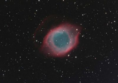 "Helix Nebula by D. Schwartzenberg, 12.5"" Newtonian, QSI683"